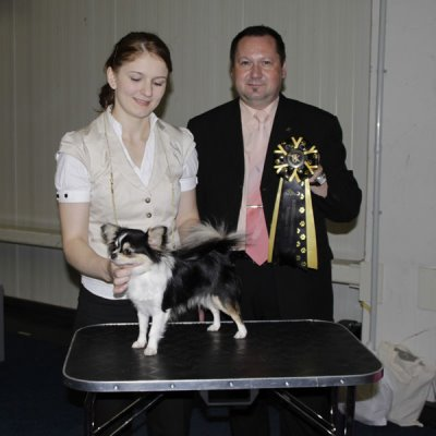 Bundesjugendsiegerin 2010